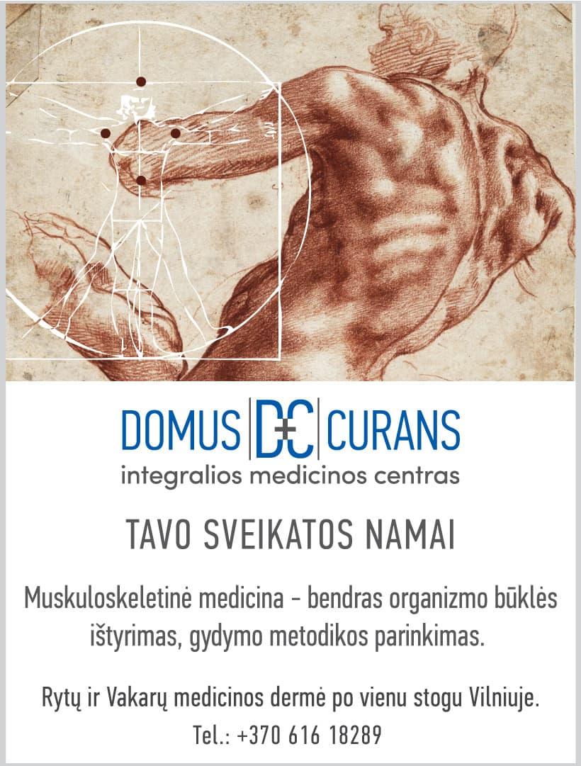 Domus Curans - Integralios medicinos centras