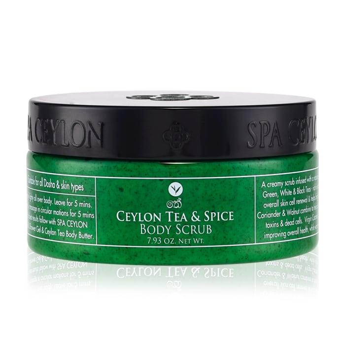 SPA CEYLON kūno šveitiklis CEYLON TEA & SPICE