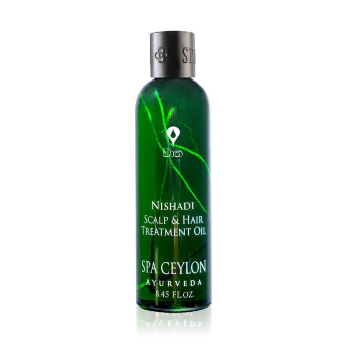 9254 - NISHADI - Scalp & Hair Treatment Oil