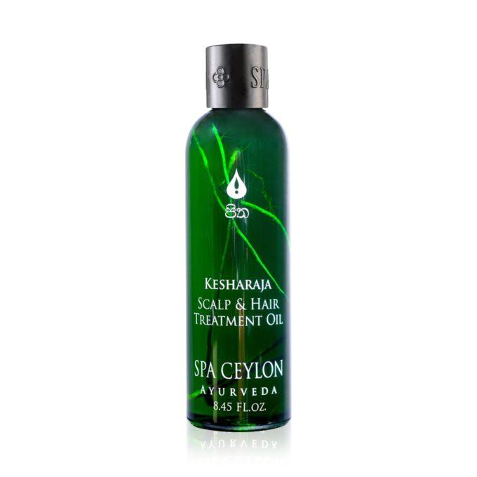 9256 - KESHARAJA - Scalp & Hair Treatment Oil